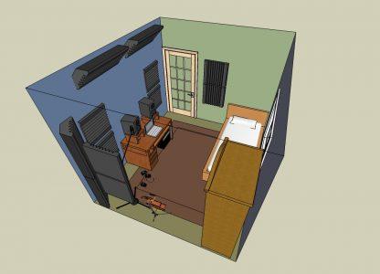 Problem Bedroom Studio2