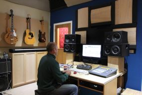 ATC SCM25 in studio