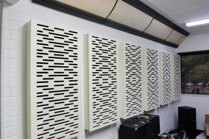 BA120 Slot acoustic panel