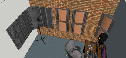 The Vocalist room Kit